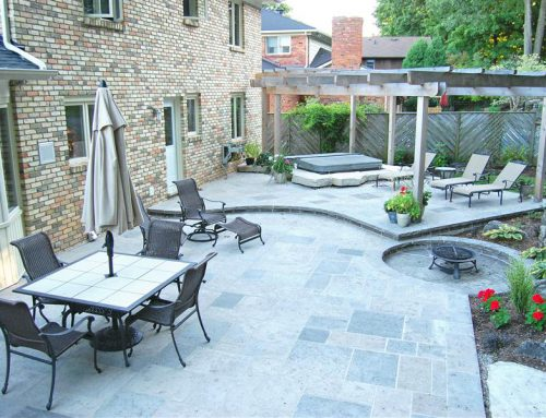 Create a Patio for Comfort, Interest and Beauty
