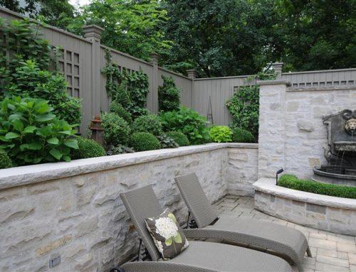Fences, Trees & Shrubs for Peaceful Pleasure