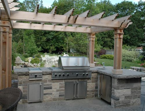 The Benefits of Outdoor Kitchens